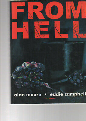 From Hell 3Rd Print 2001 Knockabout Books