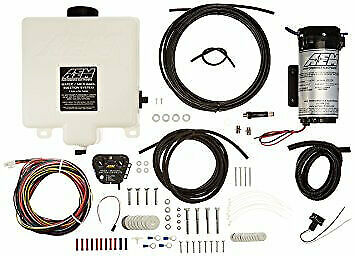 AEM V2 1 Gallon Water Meth Methanol Injection Kit Turbo Forced Induction 30-3300