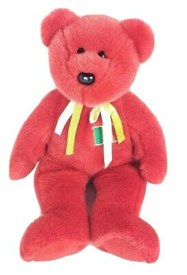 91d97c55 RED WINTER WONDERLAND Teddy Bear Clothes Fits Most 8