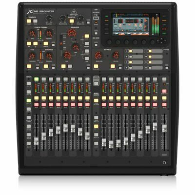 Behringer X32 Producer 40-Input, 25-Bus Digital Mixing Console New