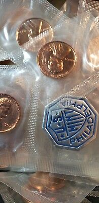 50 coins-1960,61 62, 63 & 64 Lincoln Memorial Cent Proofs in Mint Cello Nice Lot