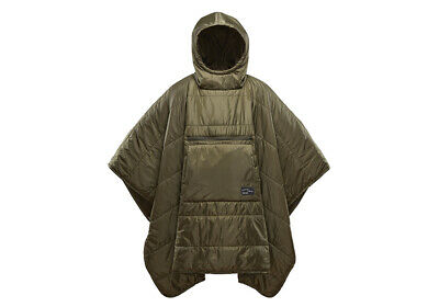 Thermarest - Honcho Poncho - olive - Thermo Poncho - Decke