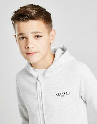 New McKenzie Boys' Essential Zip Through Hoodie