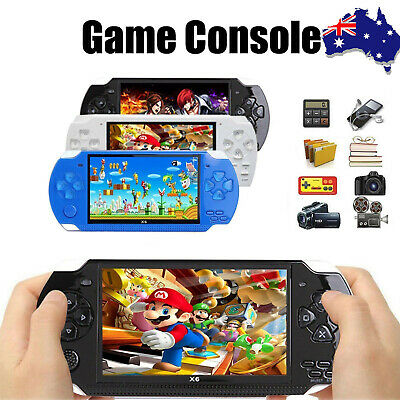 8GB Handheld PSP Game Console Player Built-in 10000 Games 4.3'' Portable Console