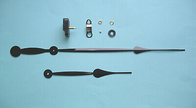 Clock Movement Kit With Large Jumbo 17 1/2 Inch Hands (450Mm)