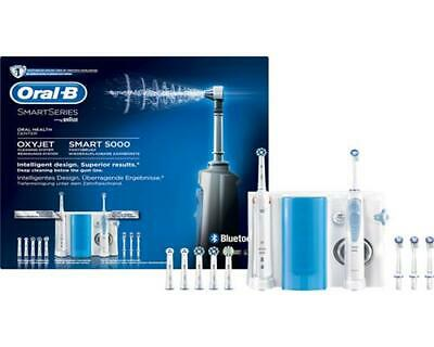 Braun Oral-B SmartSeries OXYJET + SMART 5000 Center Munddusche OC601.565.5