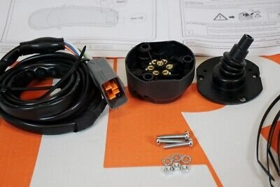 Tow Bar Electric Wiring Kit Fits Land Rover Defender TDCI 90/110 Post 2007 elect
