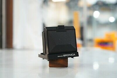 Bronica ETR Waist Level Finder