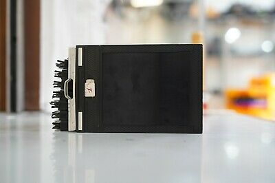 Fidelity Deluxe 4x5 Sheet Cut Film Holder