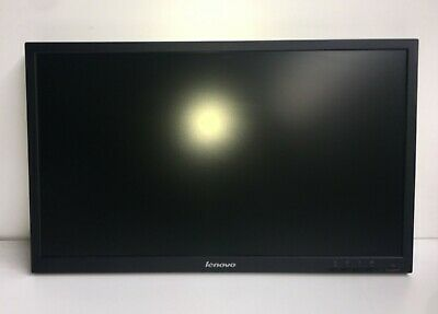 "LENOVO 24"" LT2423wC MONITOR LED-backlit  1920x1080 With HDMI & Power cable"