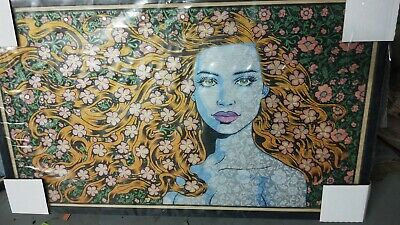 Chuck Sperry - Liberty - Wood Panel 34 x 20  #ed/30 SOLD OUT Widespread Panic