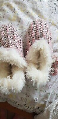 Dorethy Perkins Slippers size 3/4