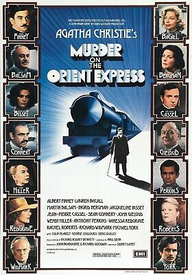 Film 35Mm - Assassinio Sull'orient Express - Sidney Lumet