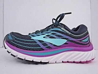 WOMEN'S BROOKS GLYCERIN 16 size 12 (D) WIDE I!WORN AROUND 3
