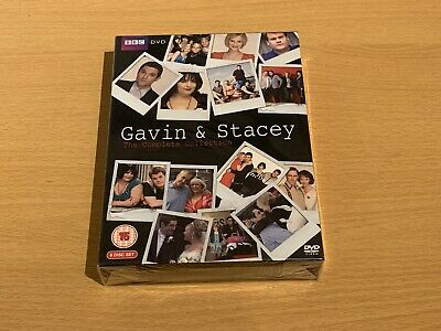 Gavin & Stacey Complete Series 1 2 3 Dvd Boxset + Christmas Special *Sealed New*