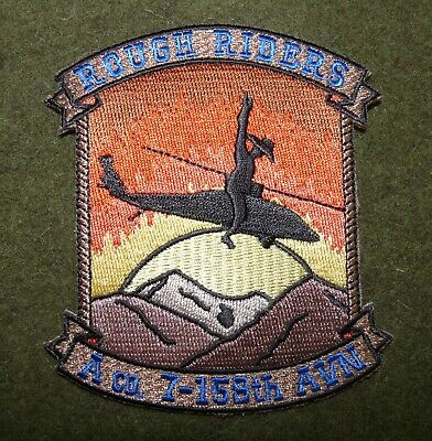 US ARMY AVIATION Patch - 2-13Th Aviation Regiment, Ft  Huachuca, Az