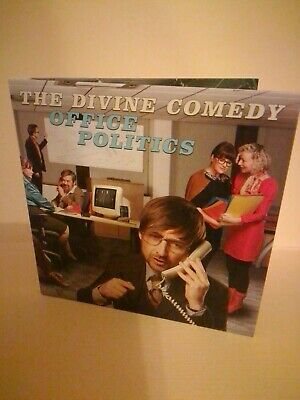 THE DIVINE COMEDY Office Politics UK CD new and unplayed