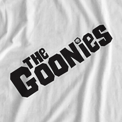 The Goonies | Logo | Iron On T-Shirt Transfer Print