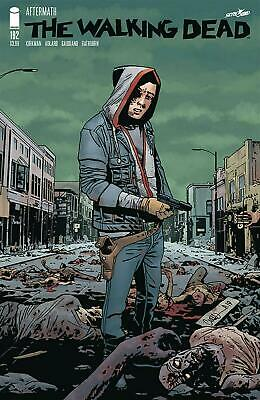 WALKING DEAD #192 A COVER 1st PRINTING KEY ISSUE DEATH OF RICK GRIMES HOT COMIC