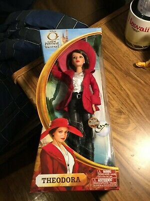 Disney- OZ The Great And Powerful- Theodora- Sealed Figure- shelve Wear