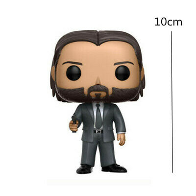 Funko Pop Movies John Wick Chapter 2 Vinyl Action Figure Toys Model 10CM