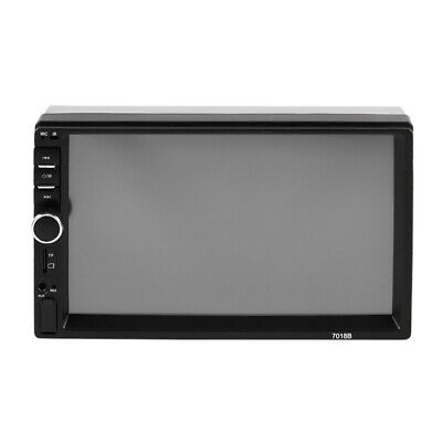 """7"""" 2 Din Touch Screen Car MP5 Player Bluetooth Stereo FM Radio USB/TF AUX I T3P9"""