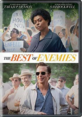 """""""The Best Of Enemies""""  Dvd  Free Shipping Factory Sealed Brand New Pre Sale 7/2"""