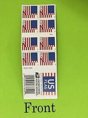 USPS Book Of 20 Forever Stamps Face Value $11.00  Authentic Unused Not Perfect