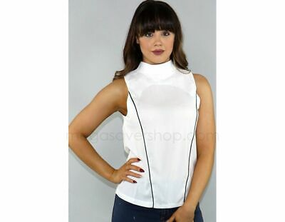 Designer Top All-purpose Modern White