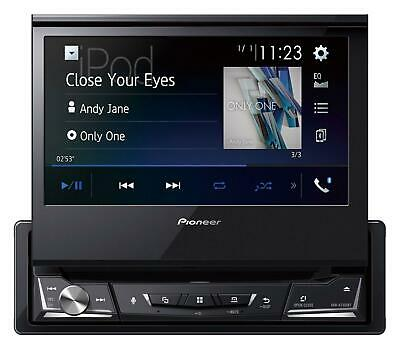 Pioneer AVH-X7800BT A7100BT CD/DVD/MP3-Autoradio Touchscreen Bluetooth USB iPod