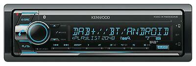 Kenwood KDC-X7200DAB CD/MP3-Autoradio DAB Bluetooth USB iPod AUX-IN