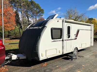 Swift Explorer 584 Caravan 2014
