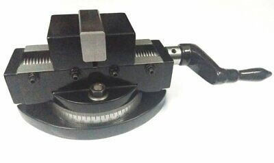 "Self Centering Milling Machine Vice with Swivel Base 2"" (50 MM) - Quick Delivery"