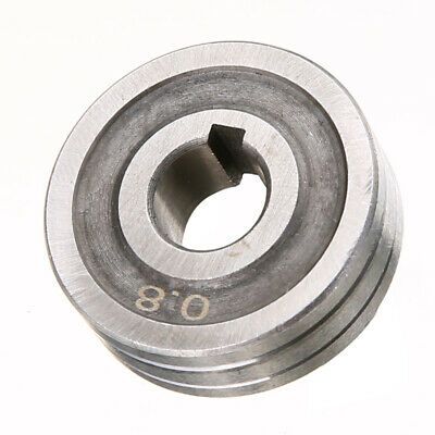 """Wire Feed Drive Roller V Groove 0.6mm-0.8mm .023/""""-.030/""""  MIG MAG Li TW"""