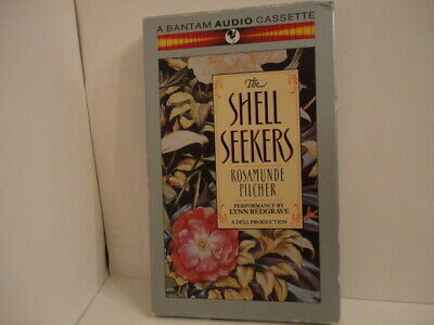 The Shell Seekers ~ Rosamunde Pilcher Book on Tape Cassette