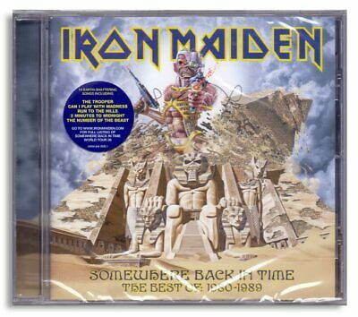 Iron Maiden - Somewhere Back in Time - The Best of 1980 - 1989