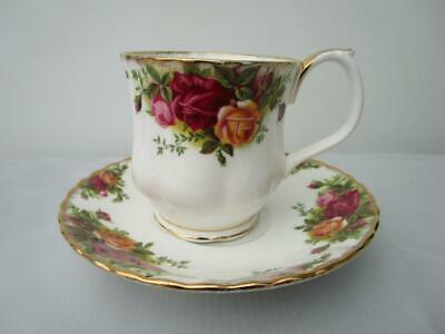 Royal Albert Old Country Roses - Montrose Mug and Saucer - 1st Quality