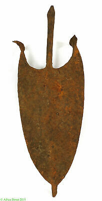 Bangala Spear Tip Currency Congo African Art SALE WAS $150.00