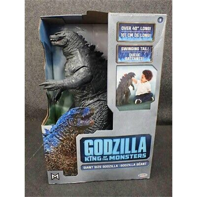 "Jakks Pacific 95839 King Of The Monsters Godzilla Giant Size 24"" Action Figure"