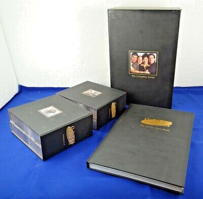Seinfeld - The Complete Series Box Set DVD, 33-Disc Set w/coffee table book
