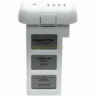DJI Phantom 3 LIPO 4480mAh Batteria per drone quadricottero. Genuine battery.