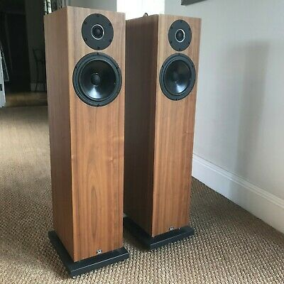 Kudos C20 Loudspeakers in Linn Klimax and Naim Black Rhodium Chord Epic System