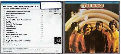 KINKS - Are the villige green preservation society