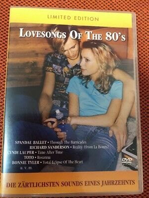 Lovesongs Of The 80's (2004)