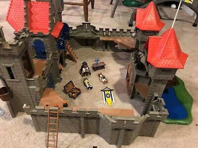 Playmobil Knights Castle Parts 3268 Support for Square Shingled Roof