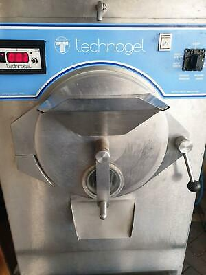 Technogel Mante 50E Gelato Batch Freezer / Churner