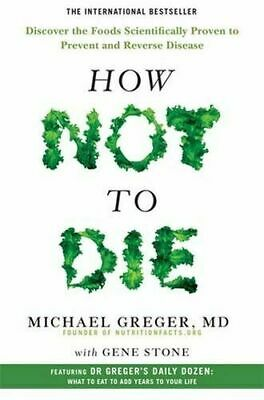 How Not To Die By Dr Michael Greger PDF **FAST DELIVERY**