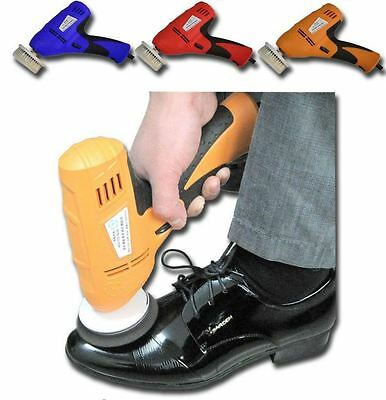 shoe polisher electric mini hand-held portable Leather Polishing cleaning device