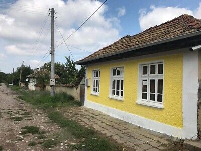 House/land in Bulgaria. Straight sale. No hidden costs. Fantastic opportunity.