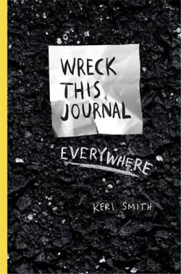 Wreck This Journal Everywhere, Smith, Keri, Used; Good Book